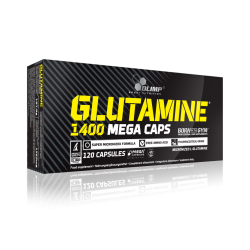 Olimp Glutamine Mega Caps 120 kap.