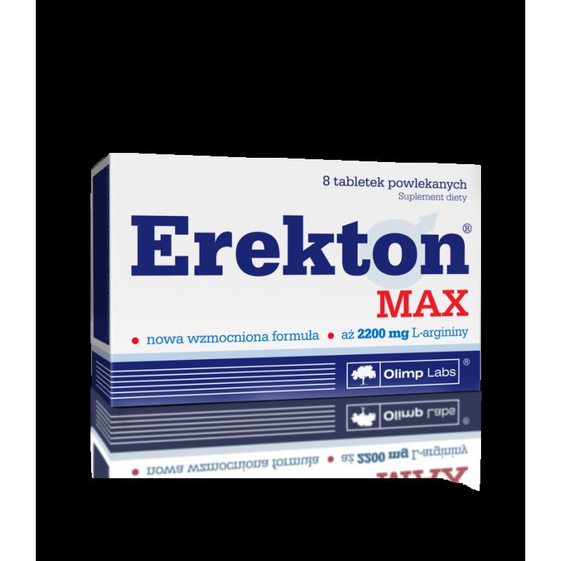 Olimp Erekton Max Supports Erection Olimp Sport Nutrition