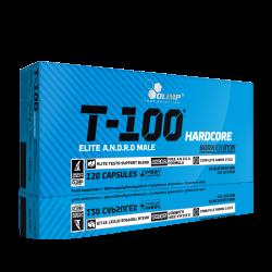 Olimp T-100 Hardcore 120 kap.