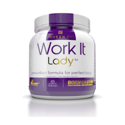 Queen Fit Work It Lady 337g