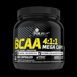 Olimp BCAA 4:1:1 Mega Caps 300 kap.