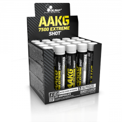Olimp AAKG Extreme Shot 20 x 25 ml