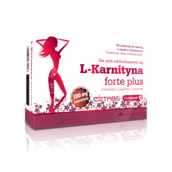Olimp L-Carnitine Forte Plus 80 tab.