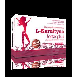 Olimp L-karnityna Forte Plus 80 tab.