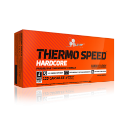 Olimp Thermo Speed Hardcore 120 kap.