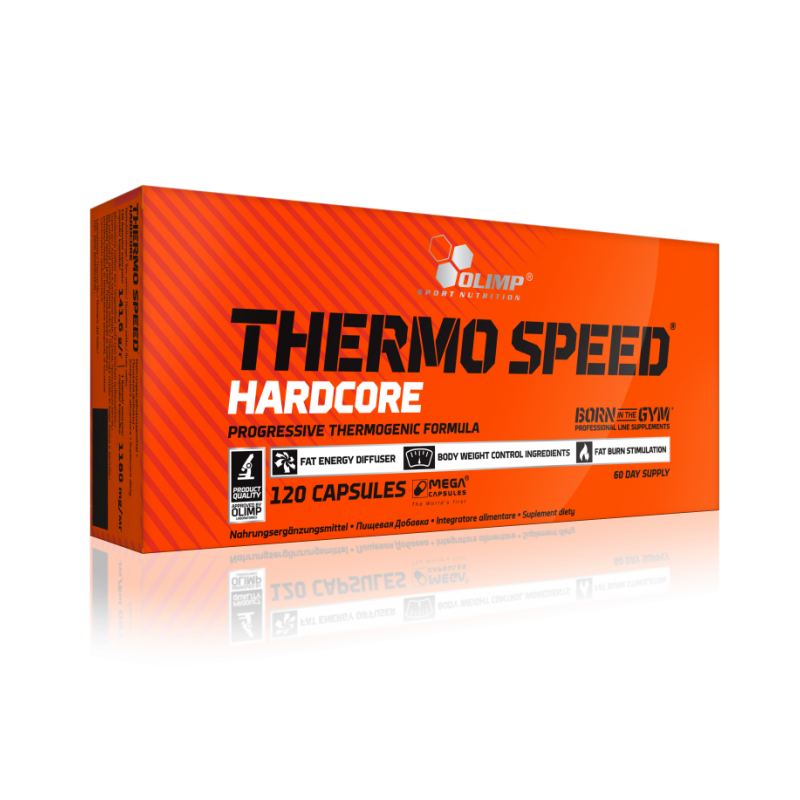 Thermo Speed Hardcore ( caps.) - Olimp Sport Nutrition