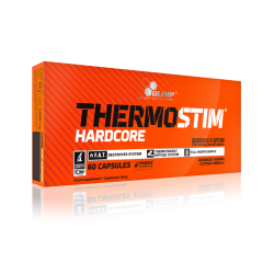 Olimp Thermo Stim Hardcore 60 kap.