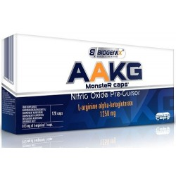 Biogenix AAKG 120 caps