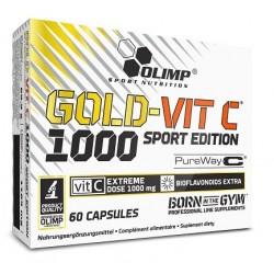 Olimp Gold Vit C 1000 Sport Edition 60 kap