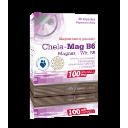 Olimp Chela Mag B6 60 caps