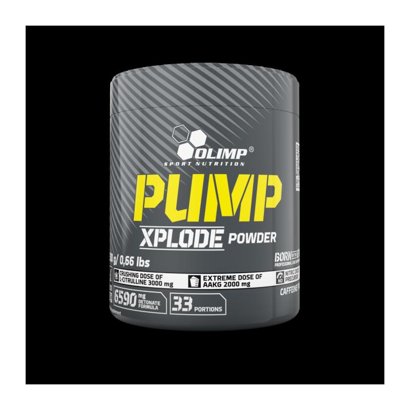 Pump Xplode Powder - Pre-Workout Olimp Sport Nutrition