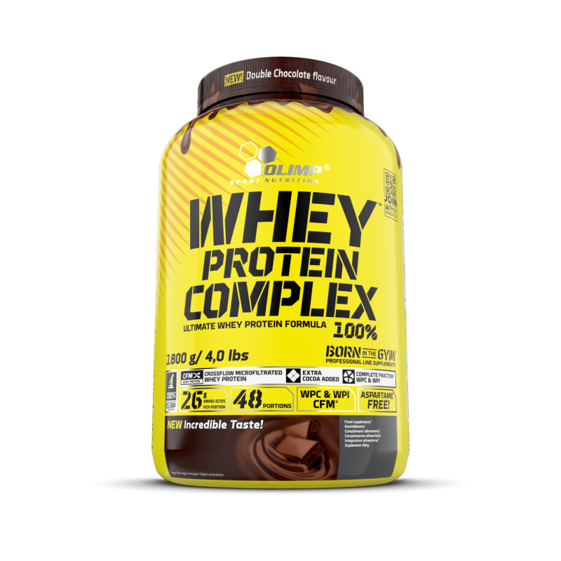 buy whey protein complex double chocolate olimp sport. Black Bedroom Furniture Sets. Home Design Ideas