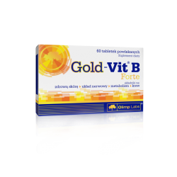 Olimp Gold Vit B Forte 60 tab.