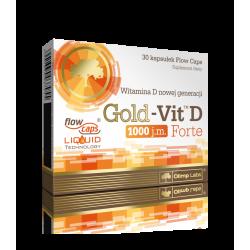 Olimp Gold Vit D 1000 Forte 30 kap.