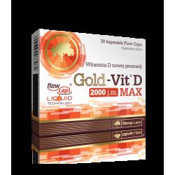 Olimp Gold Vit D 2000 Max 30 kap.