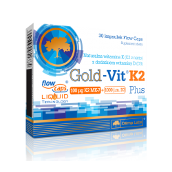 Olimp Gold Vit K2 Plus 30 kap.