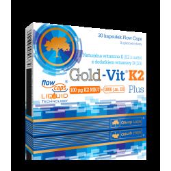 Olimp Gold Vit K2 Plus 30 kap.