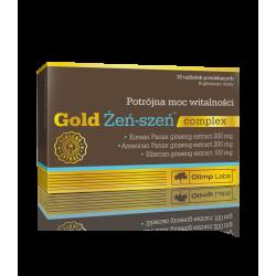 Olimp Gold Żeń Szeń Complex 30 tab.
