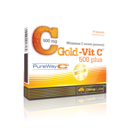 Olimp Gold-Vit C 500 Plus 30 kap.