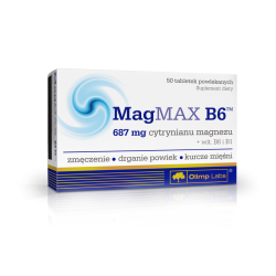 Olimp MagMAX B6 50 tab.
