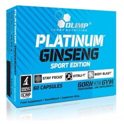 Olimp Platinium Ginseng (Żeń Szeń) 550 mg 60 kap