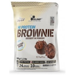 Olimp Hi Protein Brownie 500g