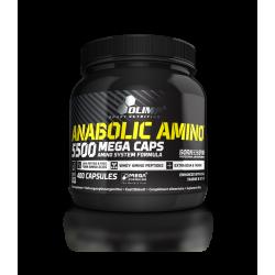 Olimp Anabolic Amino 5500 Mega Caps 400 kap.