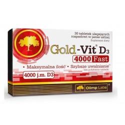Olimp Gold Vit D3 4000 Fast 30 tabs