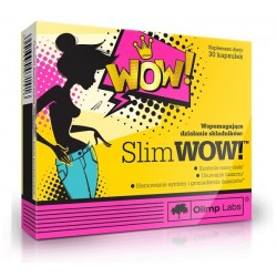 Olimp Slim WOW! 30 kap
