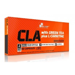 Olimp CLA with Green Tea plus L-Carnitine Sport Edition 60 caps