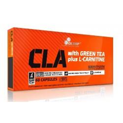Olimp CLA z Zieloną Herbatą Plus L-Karnityna Sport Edition 60 kap.