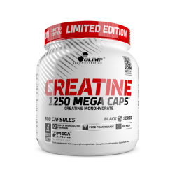 Olimp Creatine Mega Caps Limited Edition 500 kap.