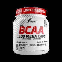 Olimp BCAA Mega Caps Limited Edition 400 kap.