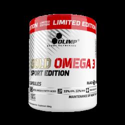 Olimp Gold Omega-3 Limited Edition 200 kap.