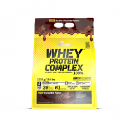 Olimp Whey Protein Complex 100% Double Chocolate 2270g