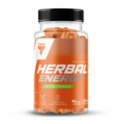Trec Herbal Energy 120 kap