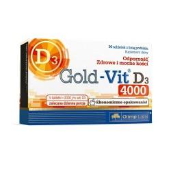Olimp Gold Vit D3 4000 90 tab