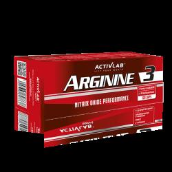 Activlab Arginine3 120 kap