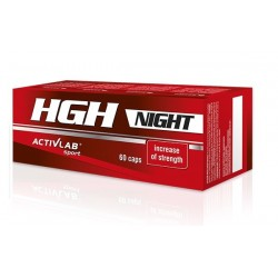 Activlab HGH Night 60 kap