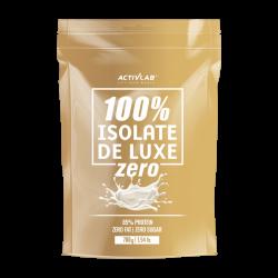 Activlab 100% Isolate De Luxe Zero 700g