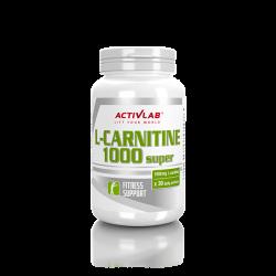 Activlab L-Carnitine 1000 Super 30 caps