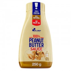 Olimp 100% Peanut Butter Sauce 250 g