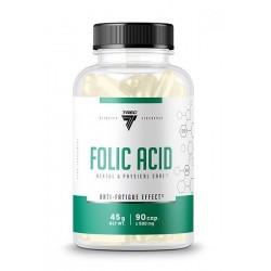 TREC Vitality Folic Acid - Kwas foliowy 90 kap