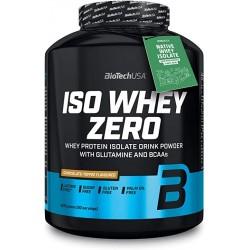 Bio Tech USA Iso Whey Zero 2270g