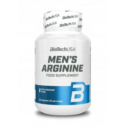 Bio Tech USA Men's Arginine 90 tab