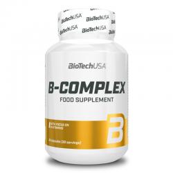 Bio Tech USA B-Complex 60 kap