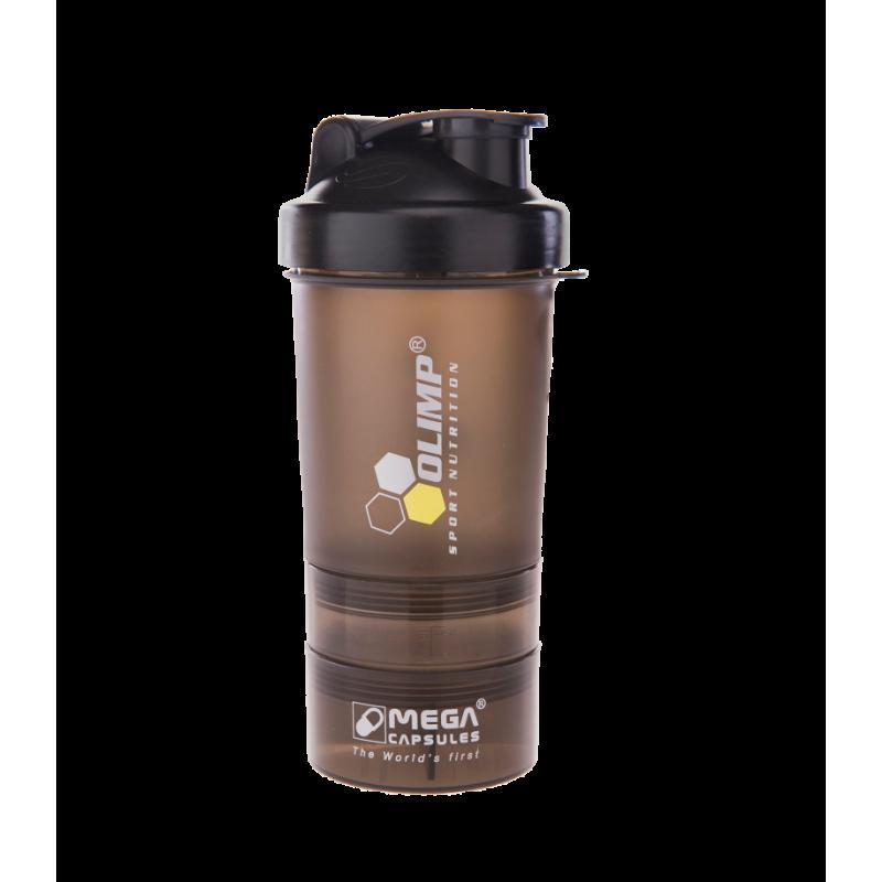 6436fd2f2233 Olimp Shaker Smart Shake Black Label 400 ml