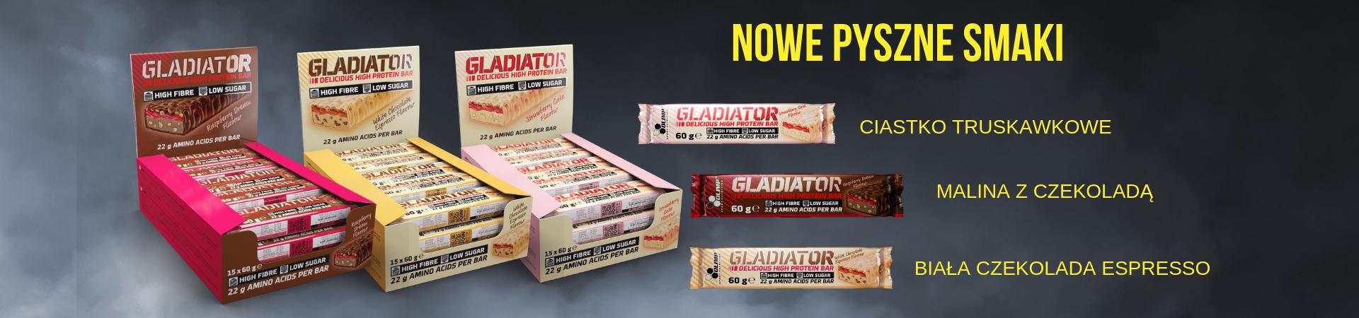Olimp batony Gladiator