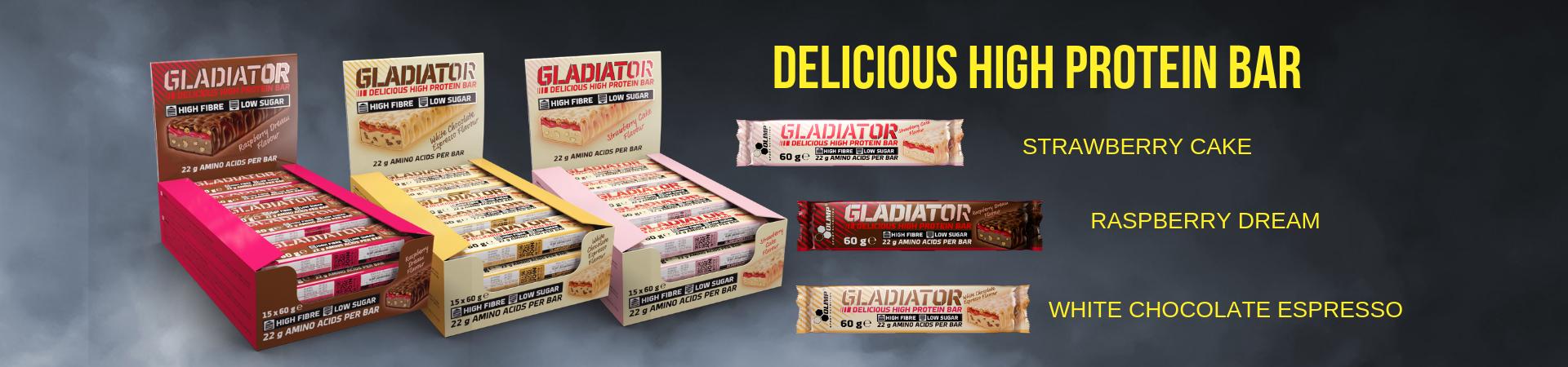 Olimp Gladiator Bar